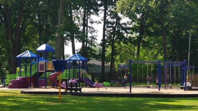 Wildwood Park in Madison Heights