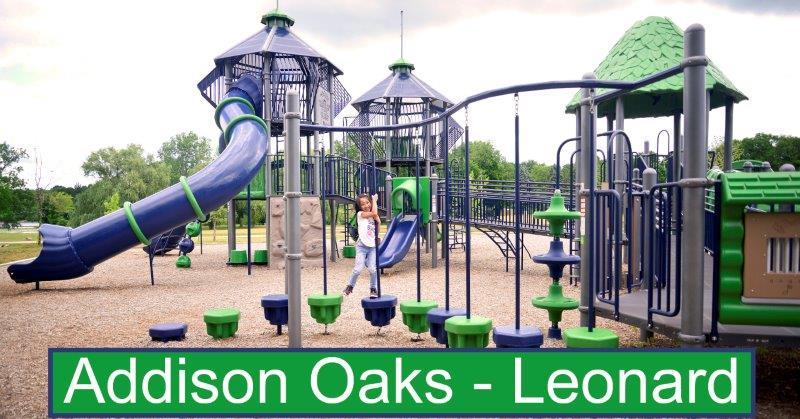 Addison Oaks Park and Campground – Oakland County Parks
