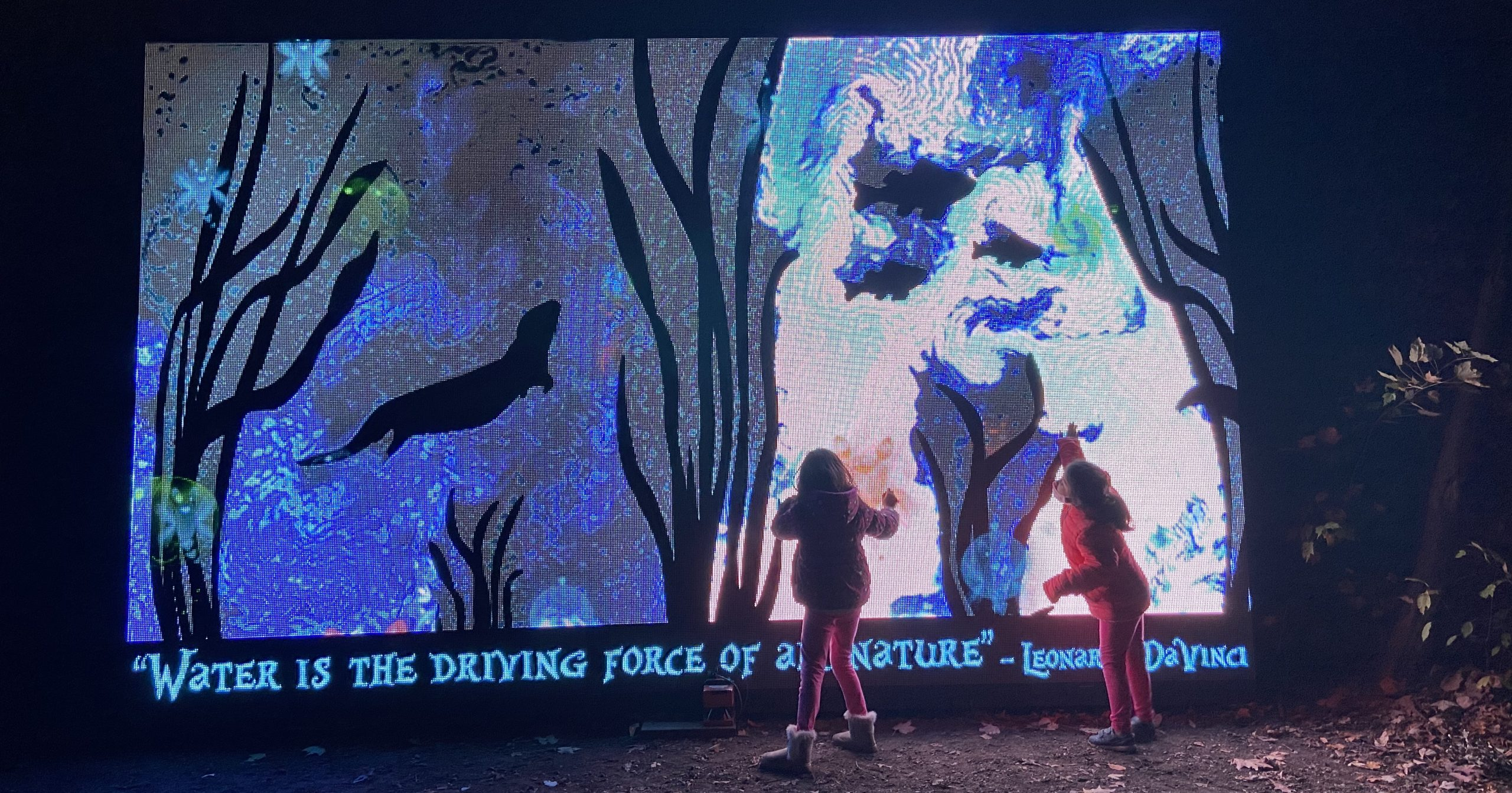 IllumiZoo – a Glenlore Tale at John Ball Zoo ends 11/15/2020