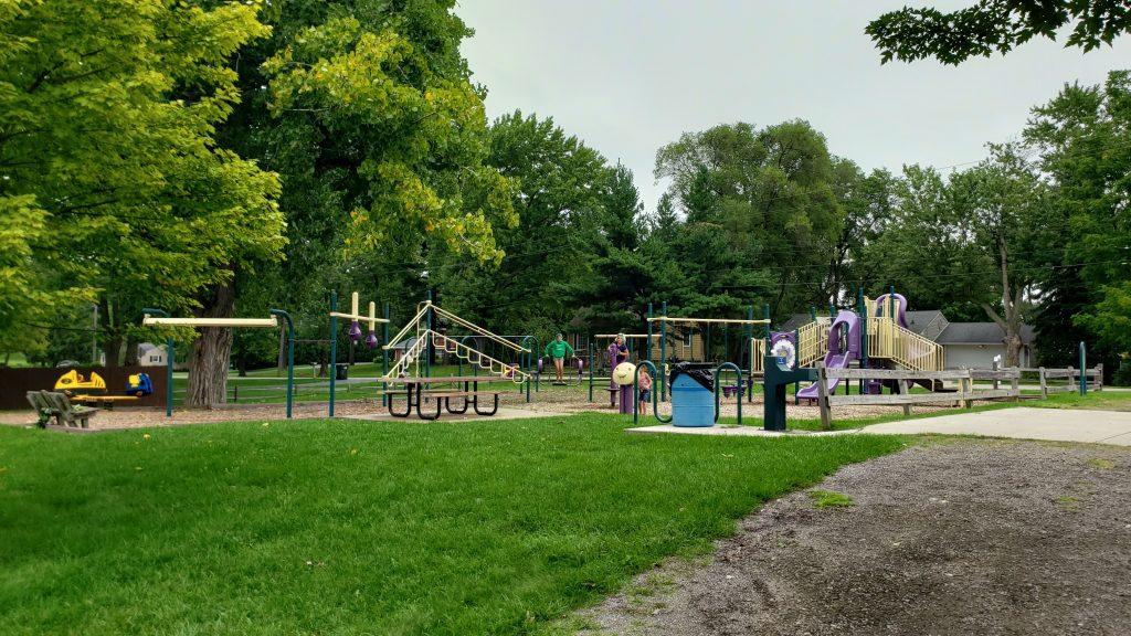 Wabash Park playground