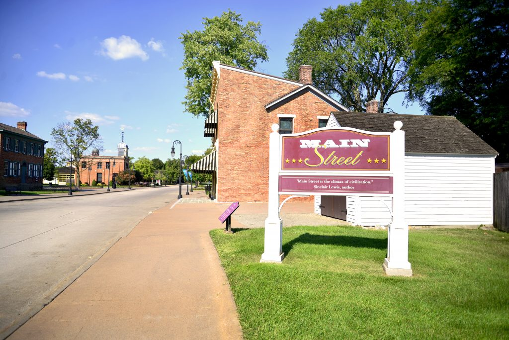 Main Street at Greenfield Village