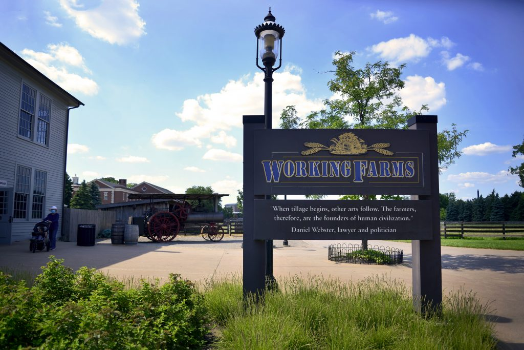 Working Farms at Greenfield Village