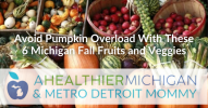 Avoid Pumpkin Overload With These 6 Michigan Fall Fruits and Veggies
