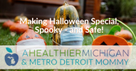 Making Halloween Special, Spooky – and Safe!