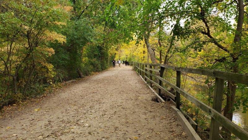 Yates Trail