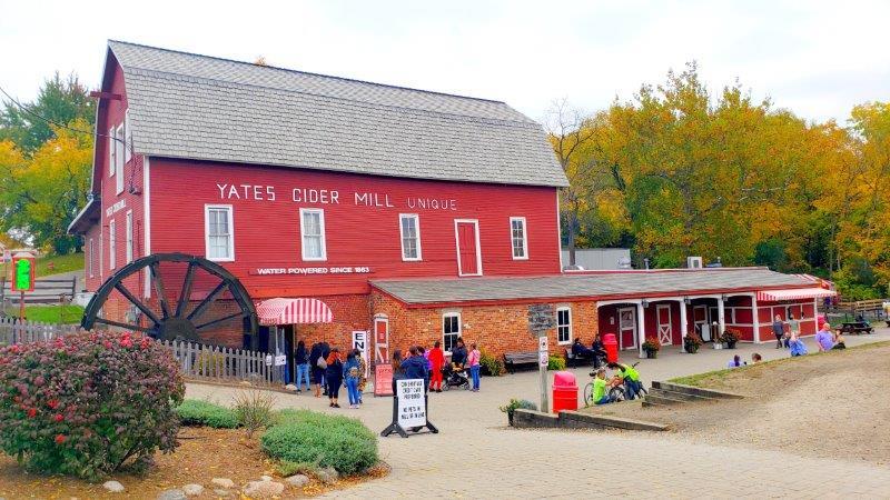 Yates Cider Mill Rochester Hills