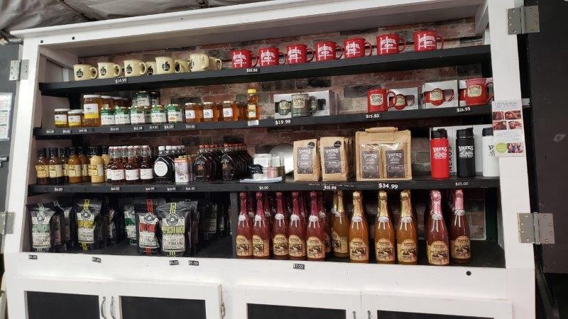 Yates Cider Mill Store