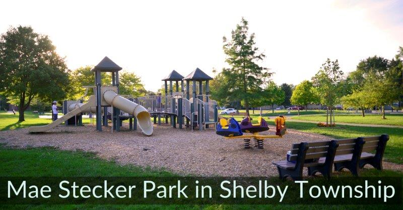 Mae Stecker Park: Play, Walk, & Relax in Shelby