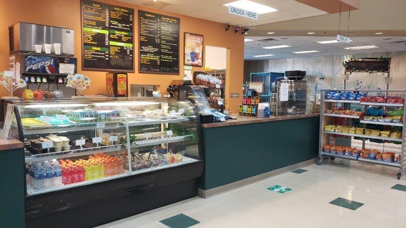 café at Jungle Java  in Farmington Hills