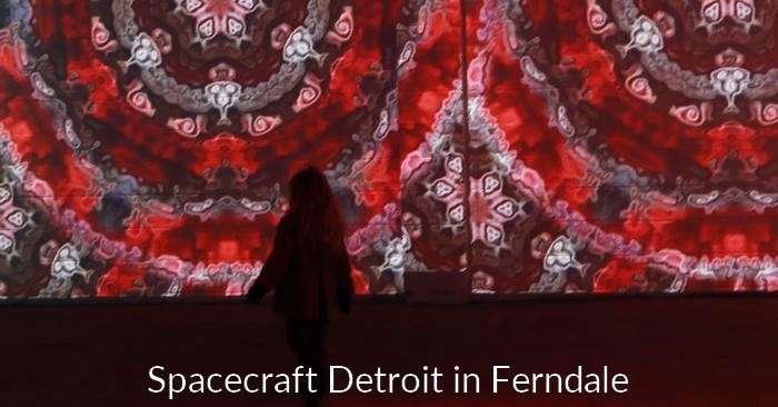 Spacecraft Detroit in Ferndale