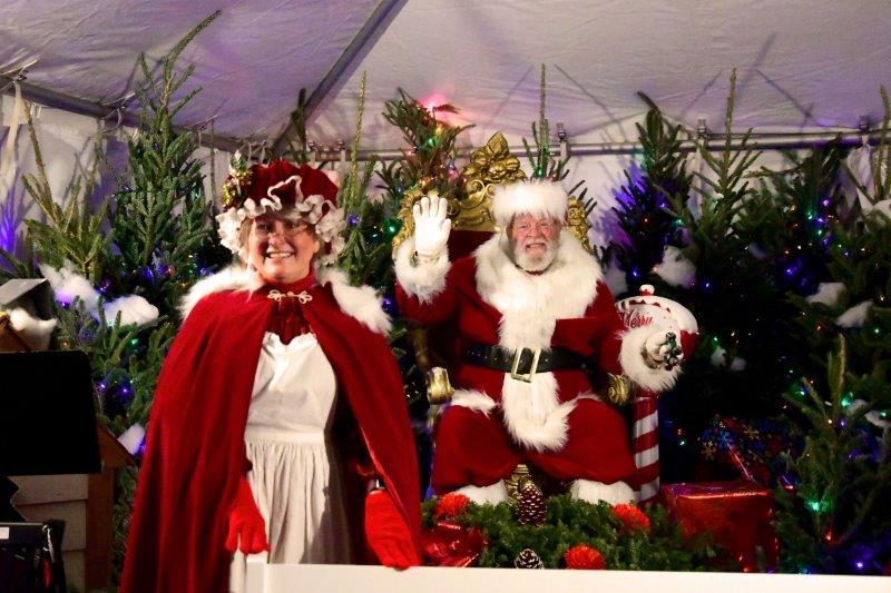 Where to Find Santa in Metro Detroit 2020