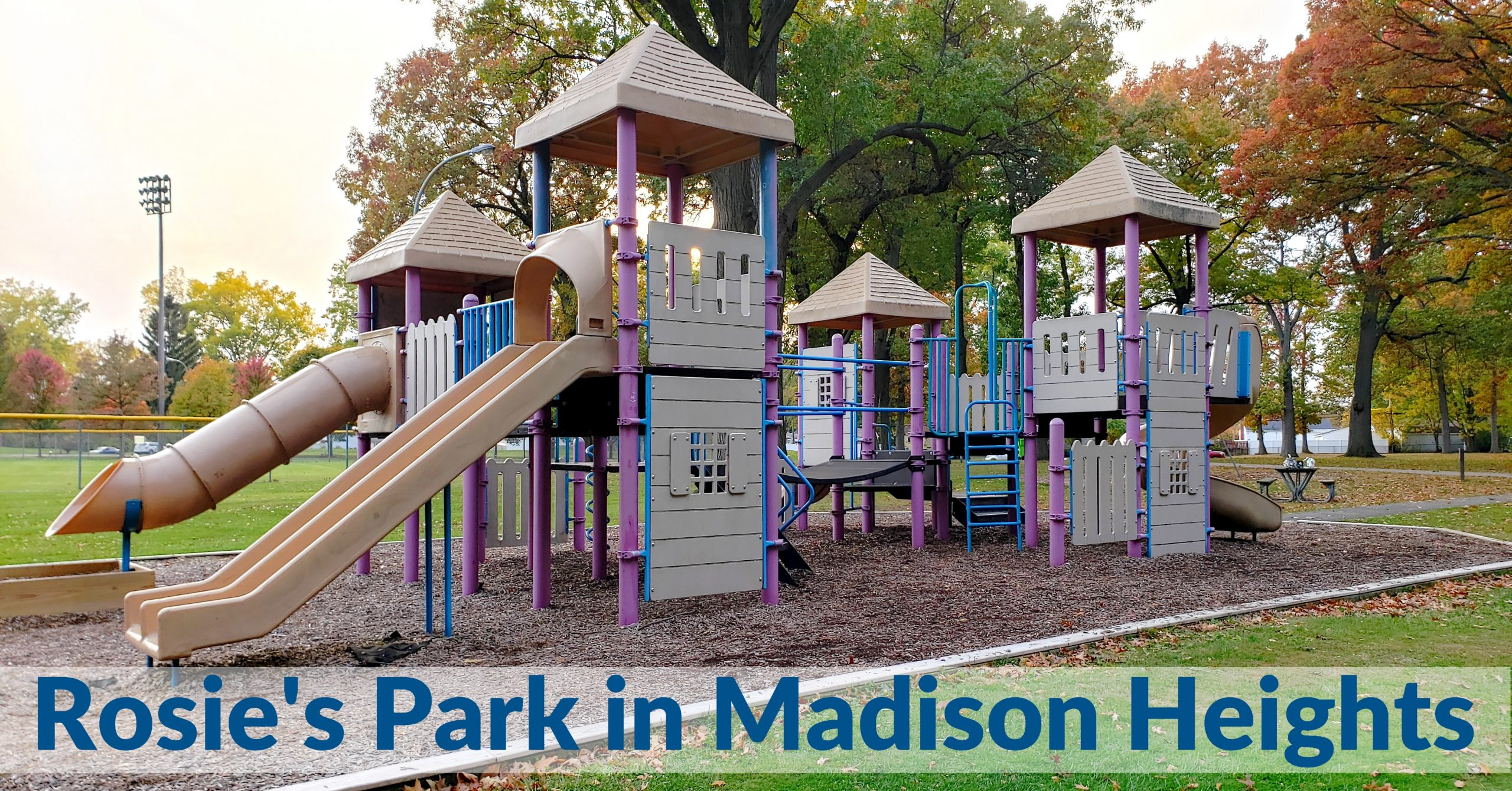 Rosie's Park in Madison Heights