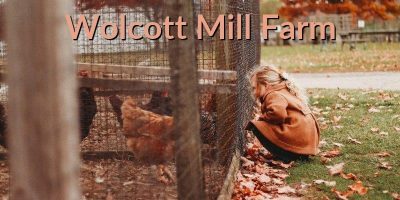 Outdoor Adventures at Wolcott Mill Farm Center