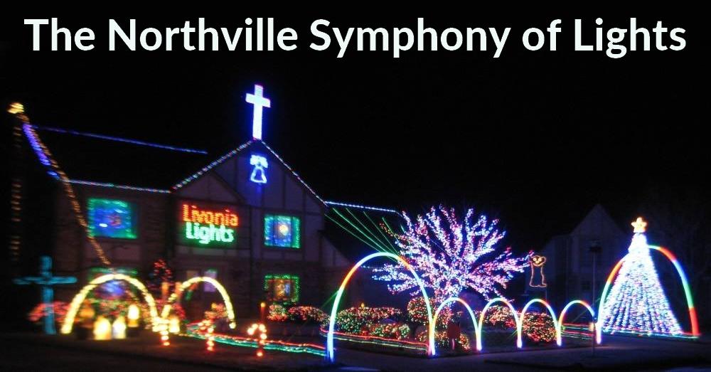 Northville Symphony of Lights