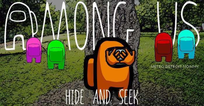 Among Us Hide and Seek Settings