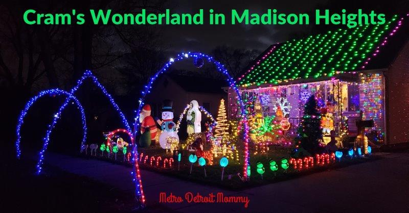 Crams Wonderland in Madison Heights, Michigan