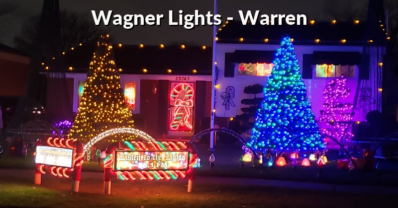 Wagner Lights Warren