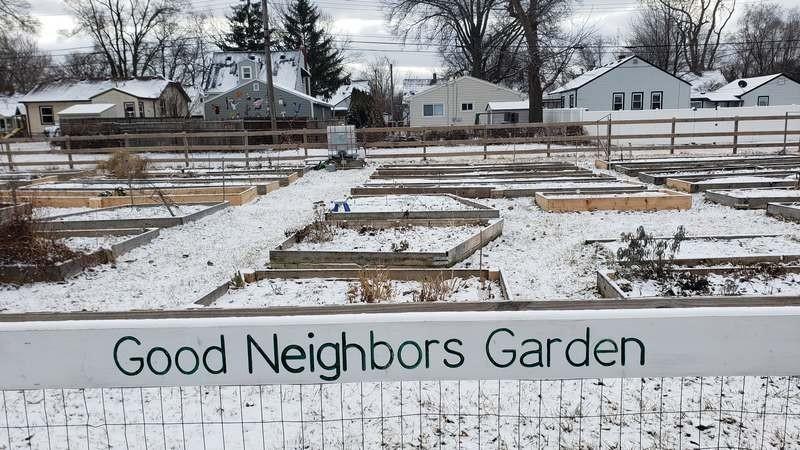 Good Neighbors Garden