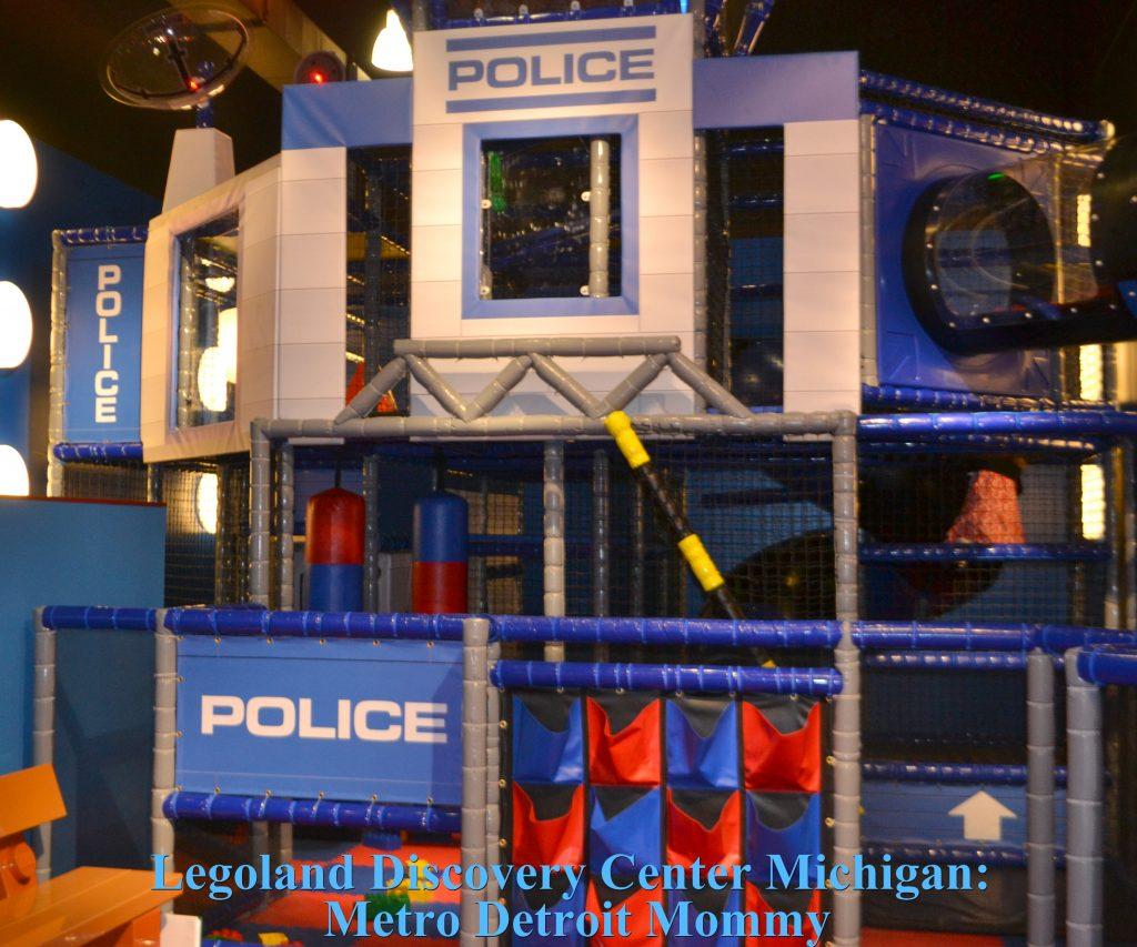 Legoland Michigan Lego City Play Zone