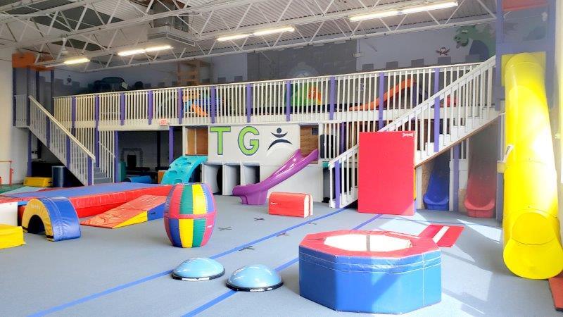 Open Gym at Troy Gymnastics TG2