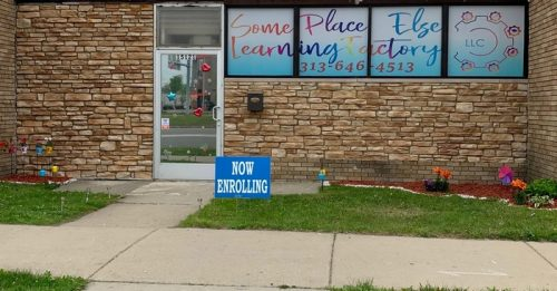 someplace else child care