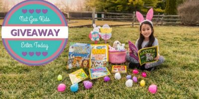 Great Easter Gifts for Kids: National Geographic Kids Books