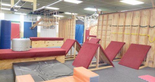 Troy Gymnastics Parkour Training, Ninja Classes & Ninja Warrior Training