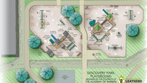 Calling all volunteers: Academy of Warren is looking for help to build state-of-the-art playground