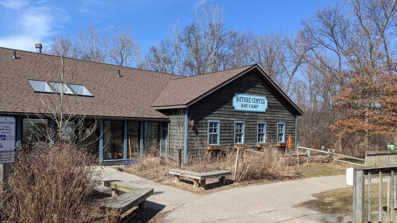 Farmington Hills Nature Center Building