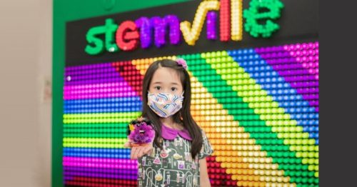 """Stemville Provides an Indoor Play Space for """"Stem""""tastic Learning"""