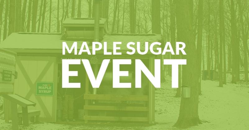 maple sugar event