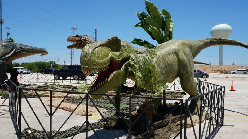 Jurassic Quest® Detroit