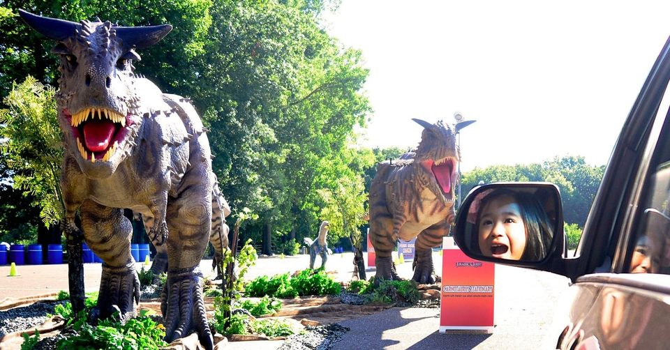 Jurassic Quest, Nation's Biggest Dinosaur Experience, Coming to Detroit Area this Fall.