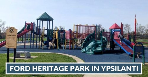Ford Heritage Park – Playground, Sports and Nature in Ypsilanti Township