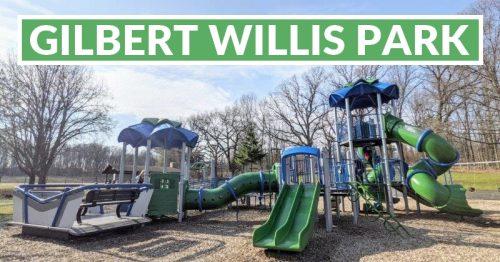 2021 Gilbert Willis Park in Wixom New Playground