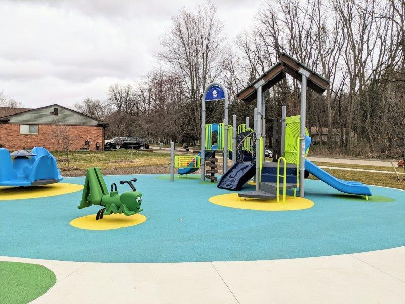 playground at Kopper Park