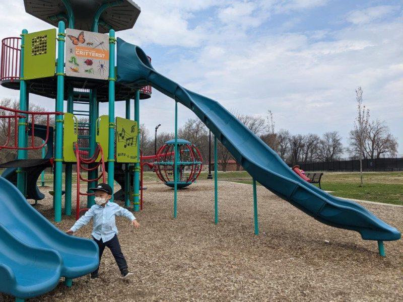Palmer Park Detroit Playground