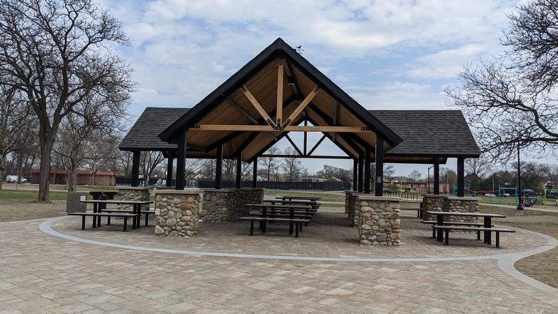 Palmer Park Pavilion