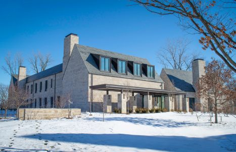 Mark your calendar! The Historic Ford House is opening its new visitor center in May!