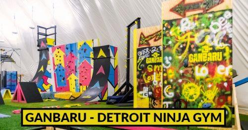 Ganbaru Detroit Ninja Gym – Where Fitness is Fun