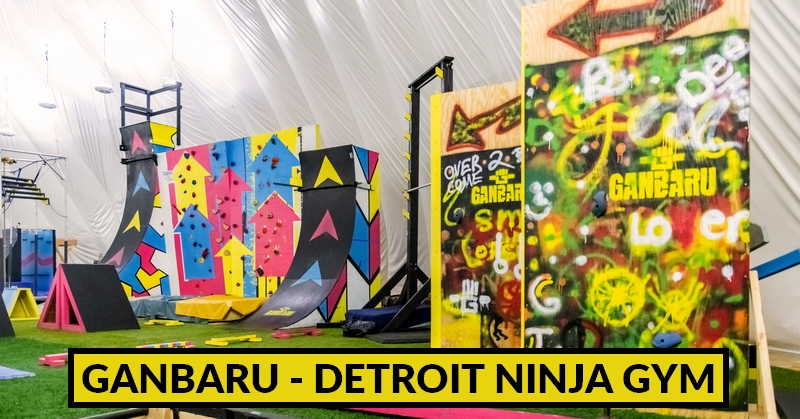 Ganbaru Detroit Ninja Gym