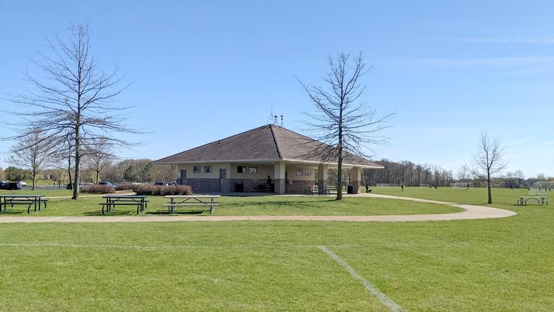 Independence Park Canton Pavilion