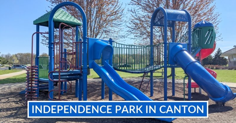Independence Park Canton Playground