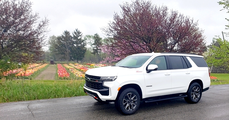 2021 Chevrolet Tahoe The Best Full-Sized SUV for My Family: