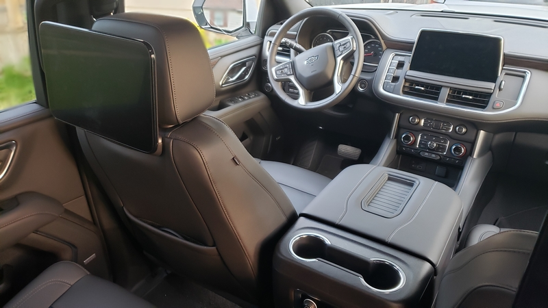 2021 Chevrolet Tahoe Front seat