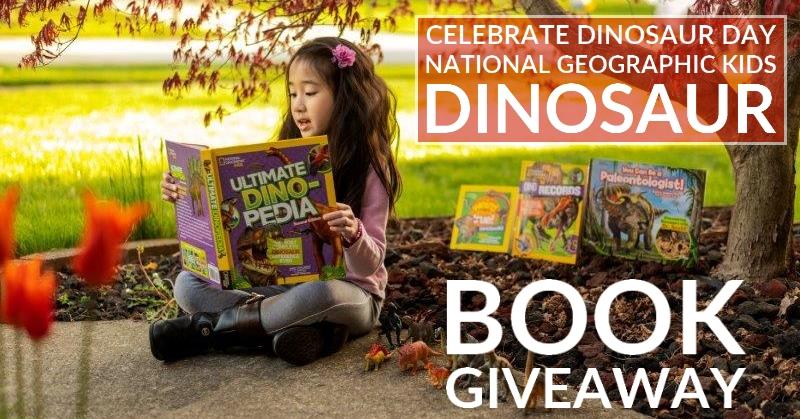 5/18 is International Dinosaur Day: Celebrate, Learn & Read!
