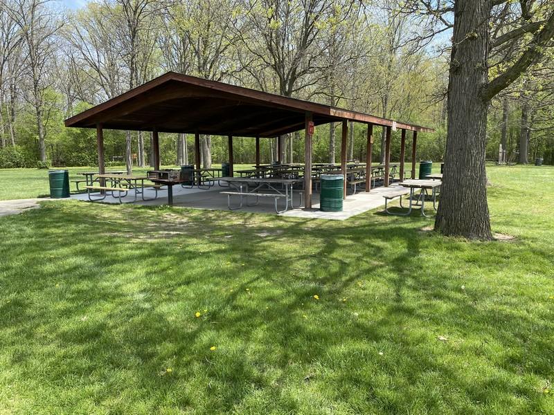 Southfield Civic Center Pavilion