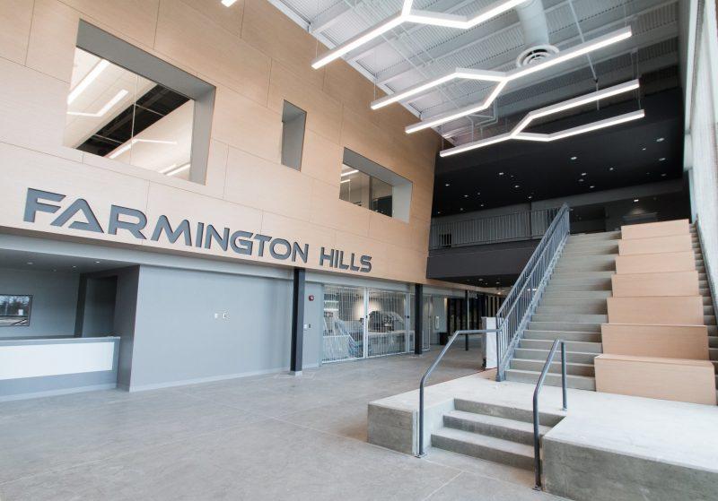 The Hawk in Farmington Hills: a New Community Center