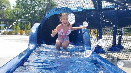 Four New Splash Pads for 2021