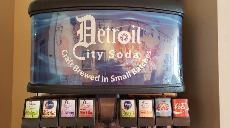 Detroit City Soda